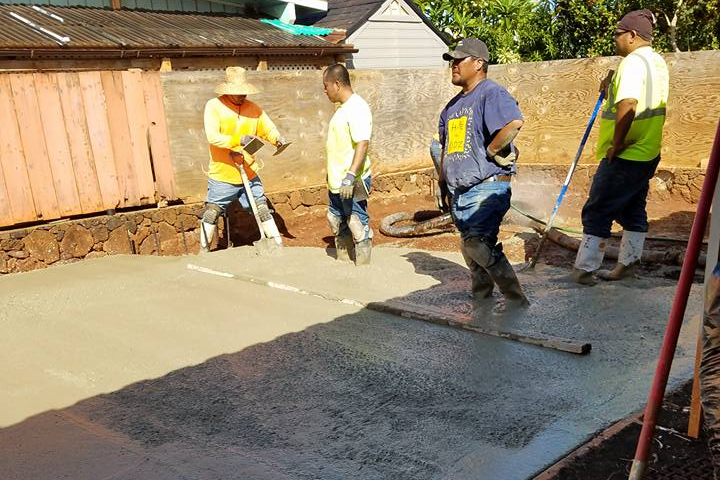 construction clean up services in Honolulu